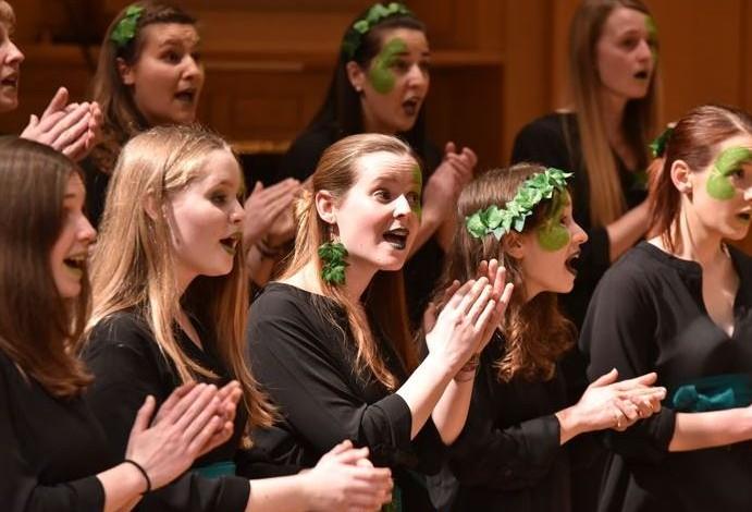 Sozvočenja ob Svetovnem dnevu zborovske glasbe